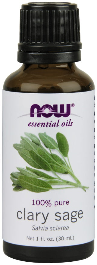 Essential Oil, Clary Sage Oil - 30 ml.