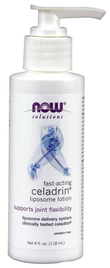 Celadrin Liposome Lotion - Fast Acting - 118 ml.
