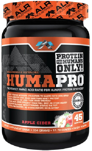 HumaPro, Apple Cider - 334g