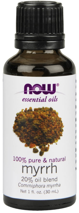 Essential Oil, Myrrh Oil Blend - 30 ml.