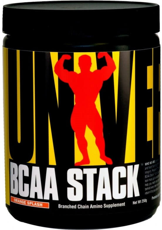 BCAA Stack, Lemon Lime - 250g