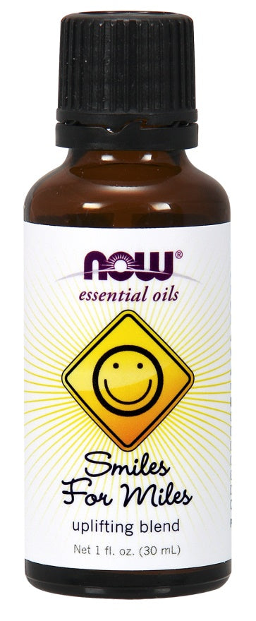 Essential Oil, Smiles for Miles Oil Blend - 30 ml.