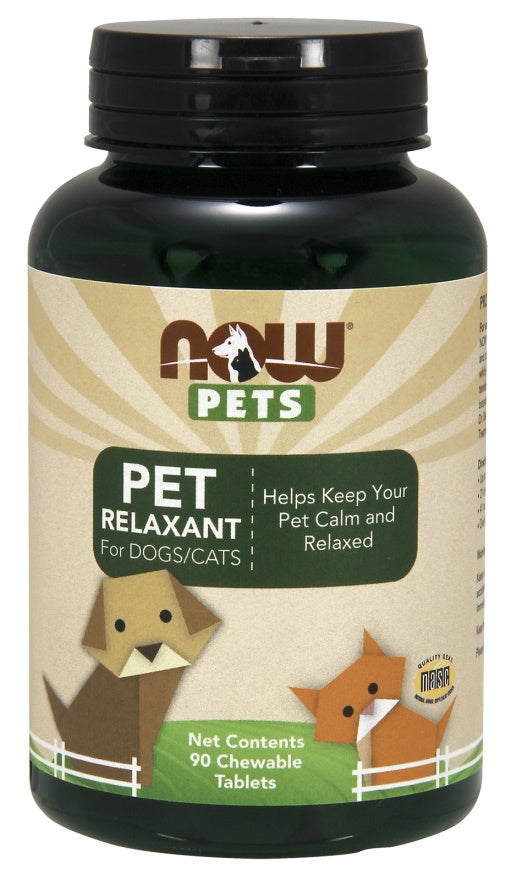Pets, Pet Relaxant - 90 chewable tablets