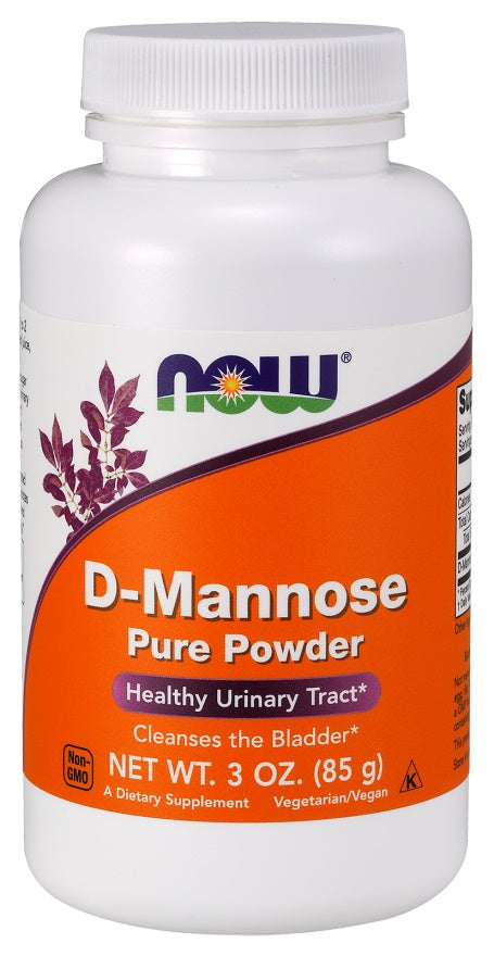 D-Mannose, Pure Powder - 85g