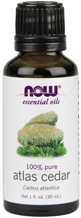 Essential Oil, Atlas Cedar Oil - 30 ml.