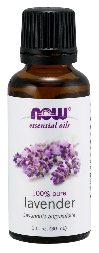 Essential Oil, Lavender Oil 100% Pure - 30 ml.