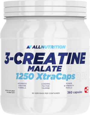 3-Creatine Malate 1250 XtraCaps - 360 caps