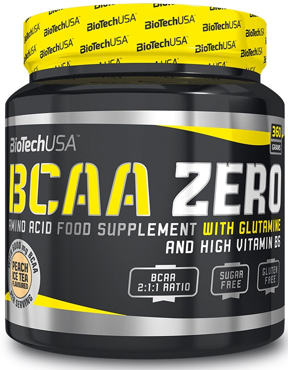 BCAA Zero, Blue Grape - 360g