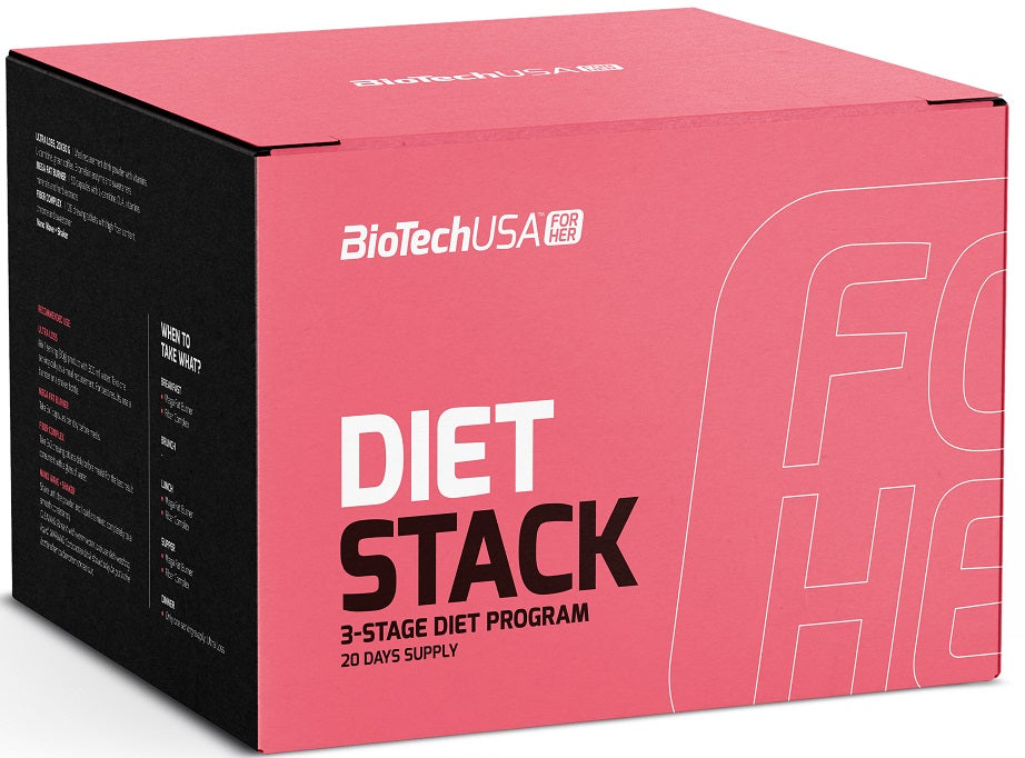 Diet Stack for Her - 20 days supply