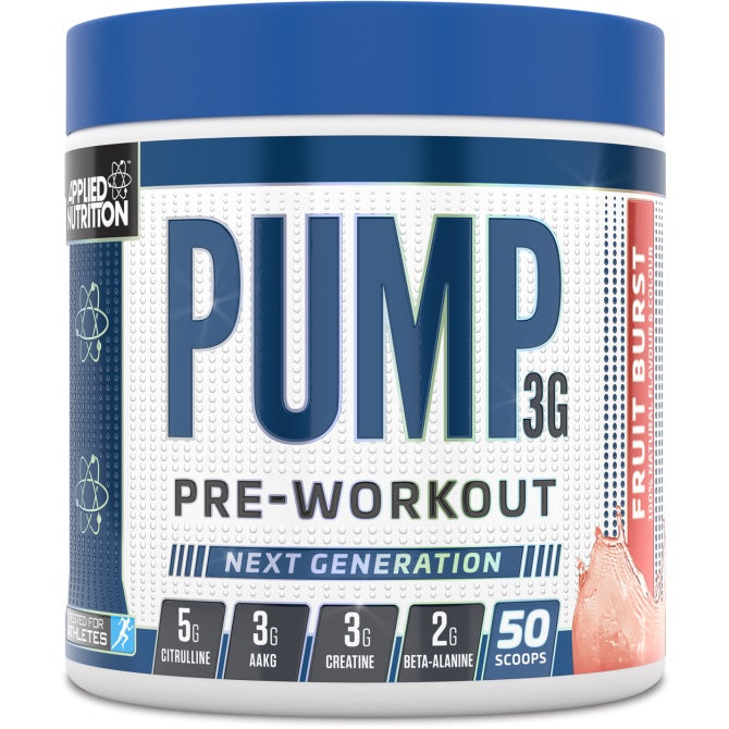 Pump, Fruit Burst - 375g