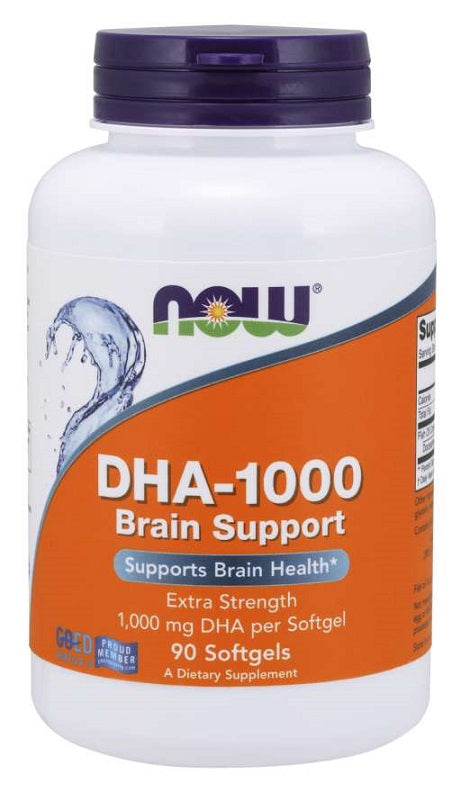 DHA-1000 Brain Support - 90 softgels