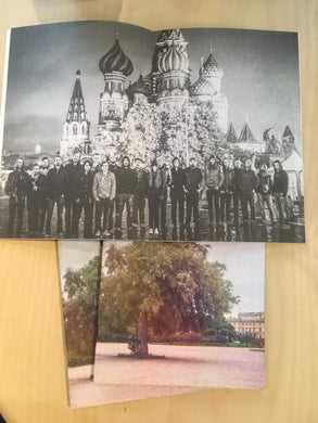 Church of Ra Russia Tour Photobook 2013