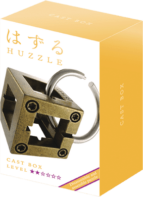 Huzzle Cast Box**