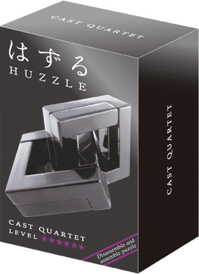 Huzzle Cast Quartet******