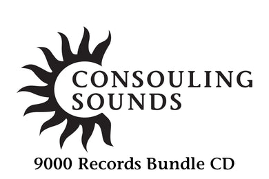 9000 Records Bundle CD