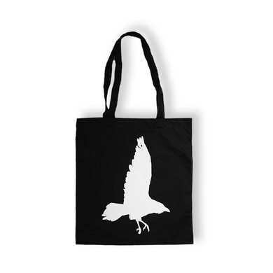 Amenra - tote bag - crow