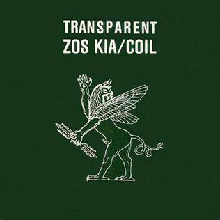 Album: TRANSPARENT (2LP)