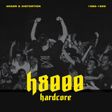 Album: Anger & Distortion 1989 - 1999 - DVD