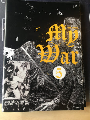 Zine - My War 5