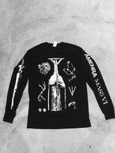 Load image into Gallery viewer, Amenra Mass VI - Longsleeve Symbols (full, black)