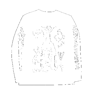 Amenra Mass VI - Longsleeve Symbols (full, black)