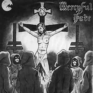 MERCYFUL FATE EP (RI)