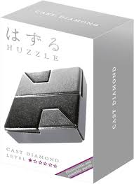 Huzzle Cast Diamond*
