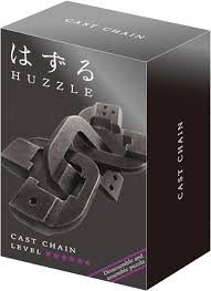 Name: Huzzle Cast Chain******