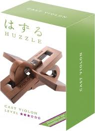 Huzzle Cast Violon***