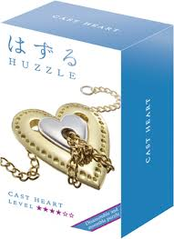 Huzzle Cast Heart****