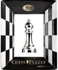 Cast Chess Puzzle - Bishop -