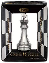 Cast Chess Puzzle - King -