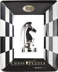 Cast Chess Puzzle - Knight -