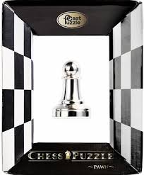 Cast Chess Puzzle - Pawn -