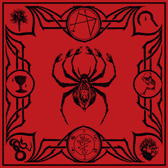 The Spider Goddess (Black LP)