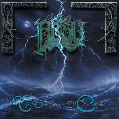 The Third Storm of Cythraul (Blue galaxy vinyl)