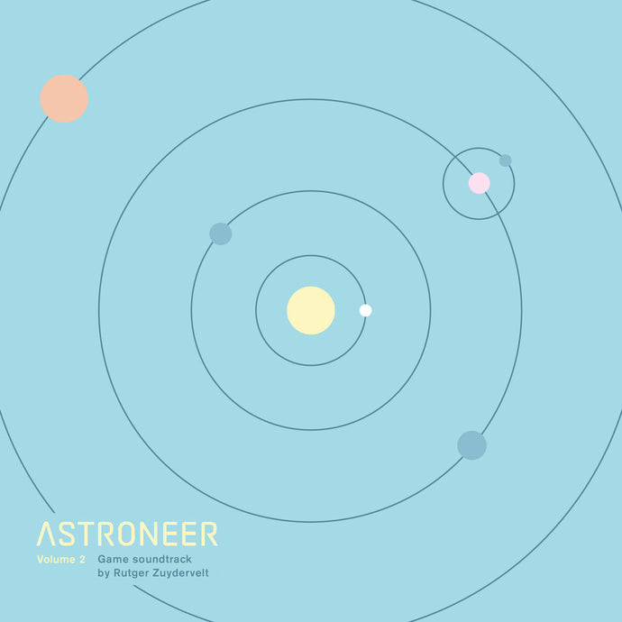Name: Astroneer volume 2: Game Soundtrack by Rutger Zuydervelt