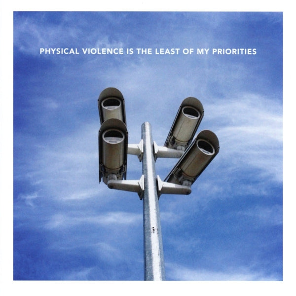 Album: PHYSICAL VIOLENCE IS THE LEAST OF M