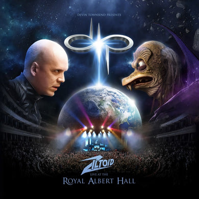 DEVIN TOWNSEND PRESENTS: ZILTO