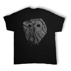 Amenra T-shirt - Mask (grey)