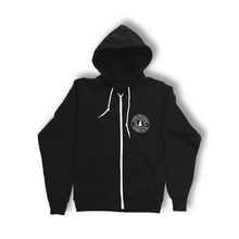 Load image into Gallery viewer, Name: Amenra Zipper Hoodie - Fatum Nos Iunget