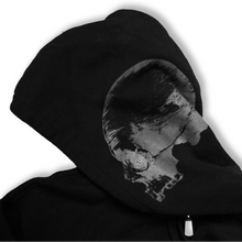 Load image into Gallery viewer, Zipper Hoodie Skull