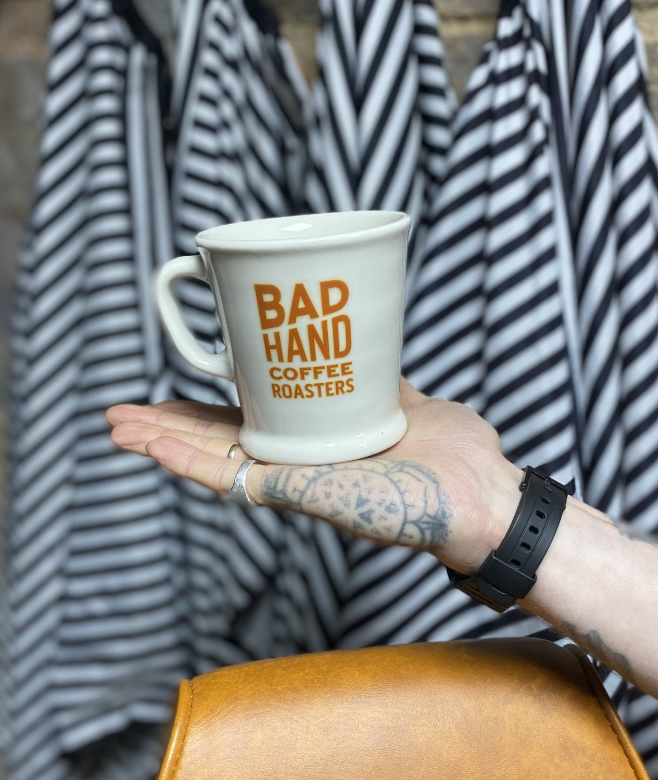 ACME 8oz Bad Hand Mugs