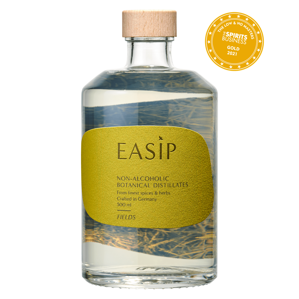 EASIP FIELDS - alkoholfreies Destillat