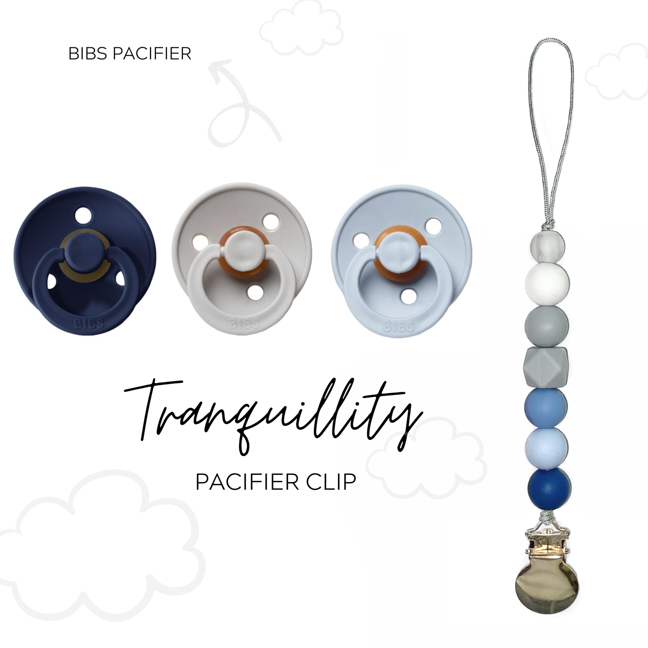 Paci-Clips / Tranquillity