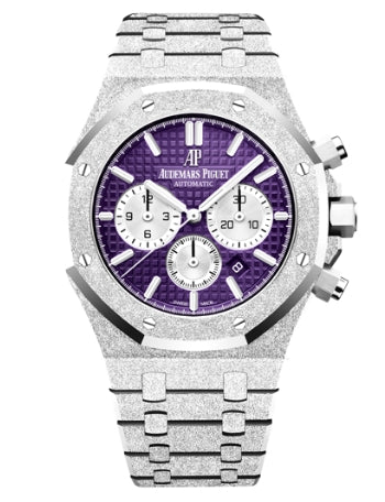 Royal Oak Chronograph 41 Frosted