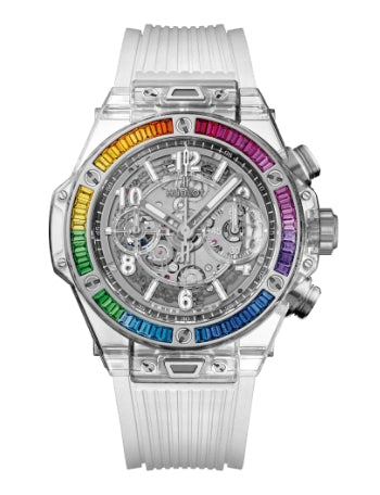 Big Bang Unico Saphire Rainbow 42