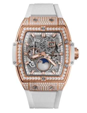 Spirit of Big Bang Pavé Moonphase