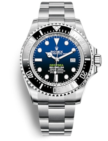 Rolex Sea-Dweller Deep Sea James Cameron