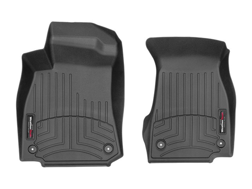 Weathertech® • 4415111 • Molded Floor Liners • Black • First Row